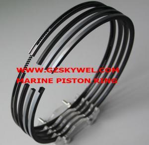 China YANMAR M200L MARINE PISTON RING on sale