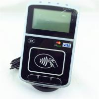China USB 13.56MHZ ISO 14443A/B RFID Reader Writer ACR123U With LCD Compatible EMV-based Payment on sale