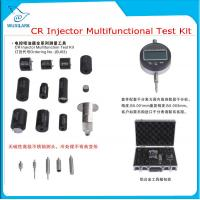Common rail injector diagnostic tools mechanical measuring tools with gauge Manufactures