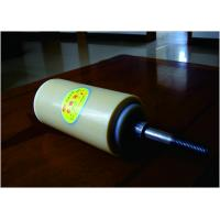 China Operate Quiet Sidewall Nylon Rollers With Sealed Bearings In Steel Industrial on sale