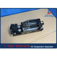 China Airmatic Bmw Air Suspension Compressor With Valve Block Stable Structure on sale