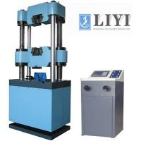 200mm Piston Displacement Electronic Universal Hydraulic Testing Machine For Composite Materials Manufactures