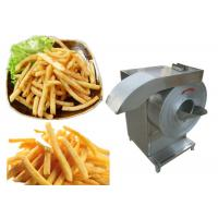 Frozen French Potato Chips Machine Small Capacity 3000x1200x1600mm Manufactures