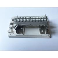 China Indoor Cable Distribution Box 10 Pair Telephone Module Surface Mounting Type on sale