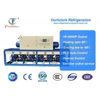 China GEA Bock 20hp*6 Reciprocating Cold Room Cooling Unit For Seed Fresh Keeping on sale