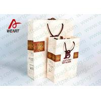 Medium / Small Gift Pakaging Paper Christmas Bags Manufactures