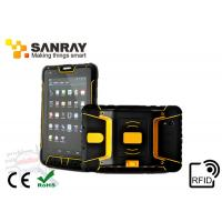 Android 4.4 Portable RFID Scanner 4G And GPS RFID Tablet Reader Manufactures
