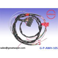 Street Rod Universal 6 Fuse vehicle wire harness Circuit W - Connectors US MADE GXL