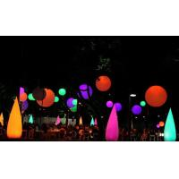 Multi-color Decorative Led Inflatable Ball for Wedding and Stage Decoration Manufactures