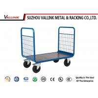 Buy cheap Industrial Hand Truck Trolley 3 Mesh Sides Picking Delivery Trolley from wholesalers