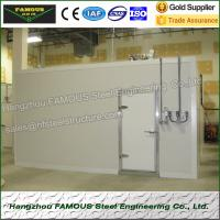 Laminated Cold Room Sandwich Panels 100mm Thickness Thermal Solutions Manufactures