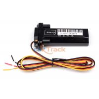 China High Accuracy Mini Motorcycle GPS Tracker Waterproof Support ACC Ignition Detection on sale
