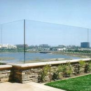 Buy cheap Aluminum channel frameless glass railing aluminium u channel for glass railing from wholesalers
