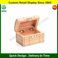 China Unfinished Wooden Box YM6-095 on sale