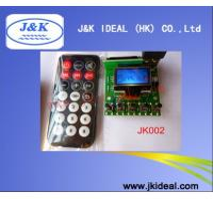 China JK002 USB SD reader recorder mp3 kit on sale