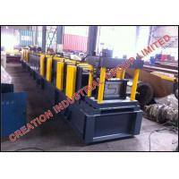 China Heavy Duty Z Section Purlin Making Machine for Steel Structure House on sale