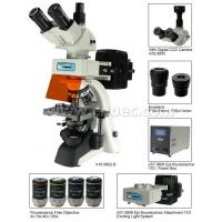 Fluorescence Trinocular Microscope , 40X - 1600X A16.0802 Compound Microscopes Manufactures