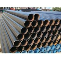 China Threaded SCH40 1/2 56 Inch CS Seamless Pipe Standard API / Seam Welded Pipe on sale