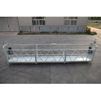 Buy cheap 100m - 300m Suspended Gondola Hot Galvanized 380v 50hz With Three Phrase from wholesalers