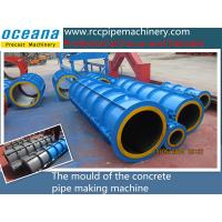 suspension roller concrete culvert pipe making machine-factory price -manufacturer