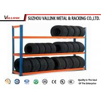 Detachable Metal Tire Storage Rack 3 Layers For Workshop / Wharf / Freight Yard Manufactures