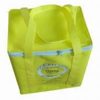 China Eco-friendly Thermal Bag with Heat Insulation Lining, Used for Promotional Purpose wholesale