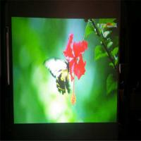 Gray Rear Projection Film / 3D Holo Display With Self Adhesive Layer 100 Thickness Manufactures