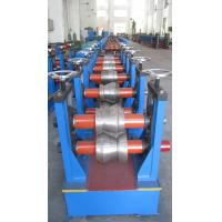 Rack Hydraulic Cold Roll Forming Machine With 1.5mm - 3.0mm Thick Manufactures