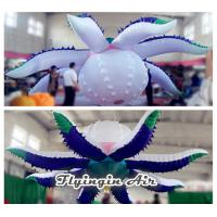 Customized Haning Inflatable Wedding Flower for Party, Bar and Concert Decoration Manufactures