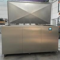 China Large Tank Industrial Ultrasonic Cleaner for Marine Cleaning Valves , Pistons , and Cylinder heads on sale
