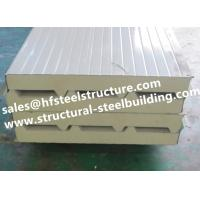 PU Sandwich Cold Room Panel For Chinese Refrigeration Freezing Room , Width 950mm Manufactures