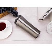 Classic Double Wall Suction Travel Mug Vacuum Insulated Unspillable Coffee Cup