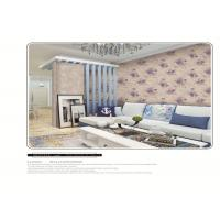 China watercolor flower wallpaper Italy Style Damask Classic Damask Wallpaper wholesale