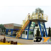 China modular concrete mixing plants concrete mixer for sale on sale