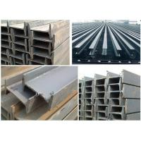 Hot Rolled Competitive Price Mild Steel I Beam Construction Structure Steel Manufactures
