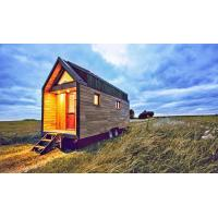 Buy cheap Light Gauge Steel Structure Prefabricated Small Homes Full Kitchen With Stove from wholesalers