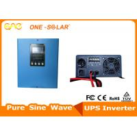 12v 110v / 220v Dc Ac 10000w PWM Solar Powered Inverter Low Frequency Pure Sine Wave Manufactures