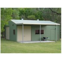 China multi-function Australian Granny Flats Prefabricated Small Green Modular House wholesale