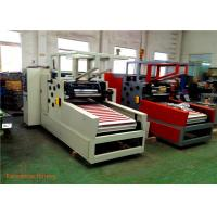 Full automatic Household Aluminum Foil Rewinding Machine with 25N.M Unloading magnetic power brake