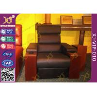 Cinema Room Chairs Home Theater Sectional Couch Pushing Back Recliner Sofa Manufactures