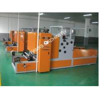 Slitting Automatic Aluminum Foil Rewinding Machine for Food Fruit with Embossing Roller