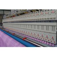 computerized 33 heads Quilting embroidery machine for home textile, mattress, curtain, cushion, blanket, apparel... Manufactures
