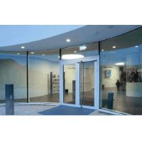 China Shopping center 250KG Automatic Glass Sliding Door with aluminum frame on sale