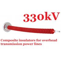 EHV AC Composite Polymer Insulator 330 kV For Electricity Transmission Lines Manufactures