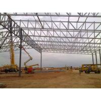 China Long span galvanized light steel framed structure agricultural buildings steel shed wholesale