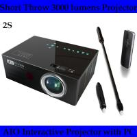 China Optical technology Hi-vista home theater pen computer projector with digital board for classroom on sale