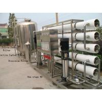 Electric RO Drinking Water Treatment Systems Industrial Reverse Osmosis System Manufactures