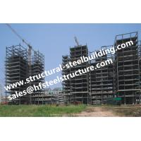 Architecture Designed Engineered Multi Storey Steel Building For Steel Structure Manufactures
