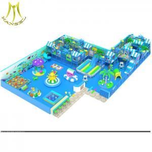 China Hansel indoor playground equipment children fitness equipment for mall on sale