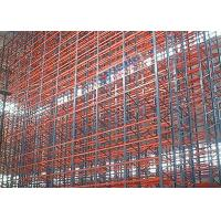 Warehouse Automated Storage Retrieval System Computer Organized 1200 KG Max Load Manufactures